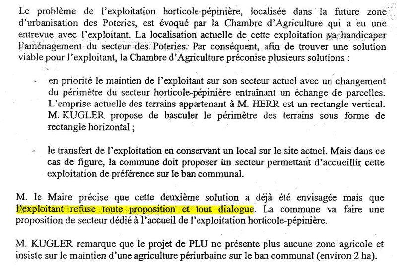 Extrait PPA du 19 décembre 2006