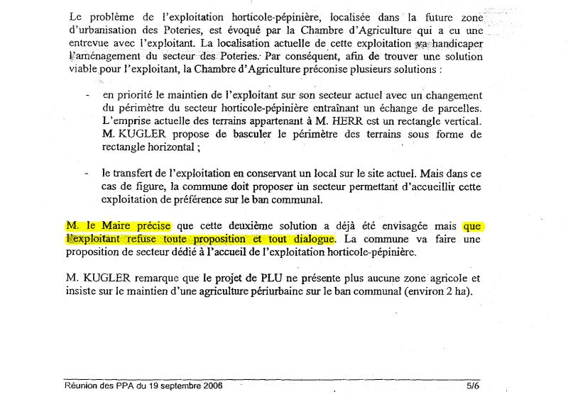 2006-09-19 Rapport PPA du PLU_2